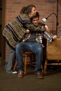 Kiki Abba and Brandon Ryan -- Photo: Shane Regan