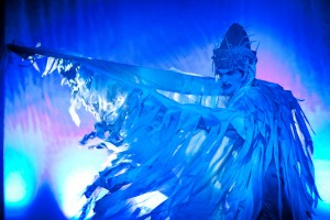 Hahhimas god of frost photo by John Cornicello
