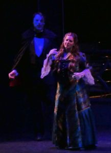 "Jonathan Bill and Biffy Binkley, performing ""Phantom of the Opera in TMP's ""The Music of Andrew Lloyd Webber."" Photos by Kat Dollarhide."