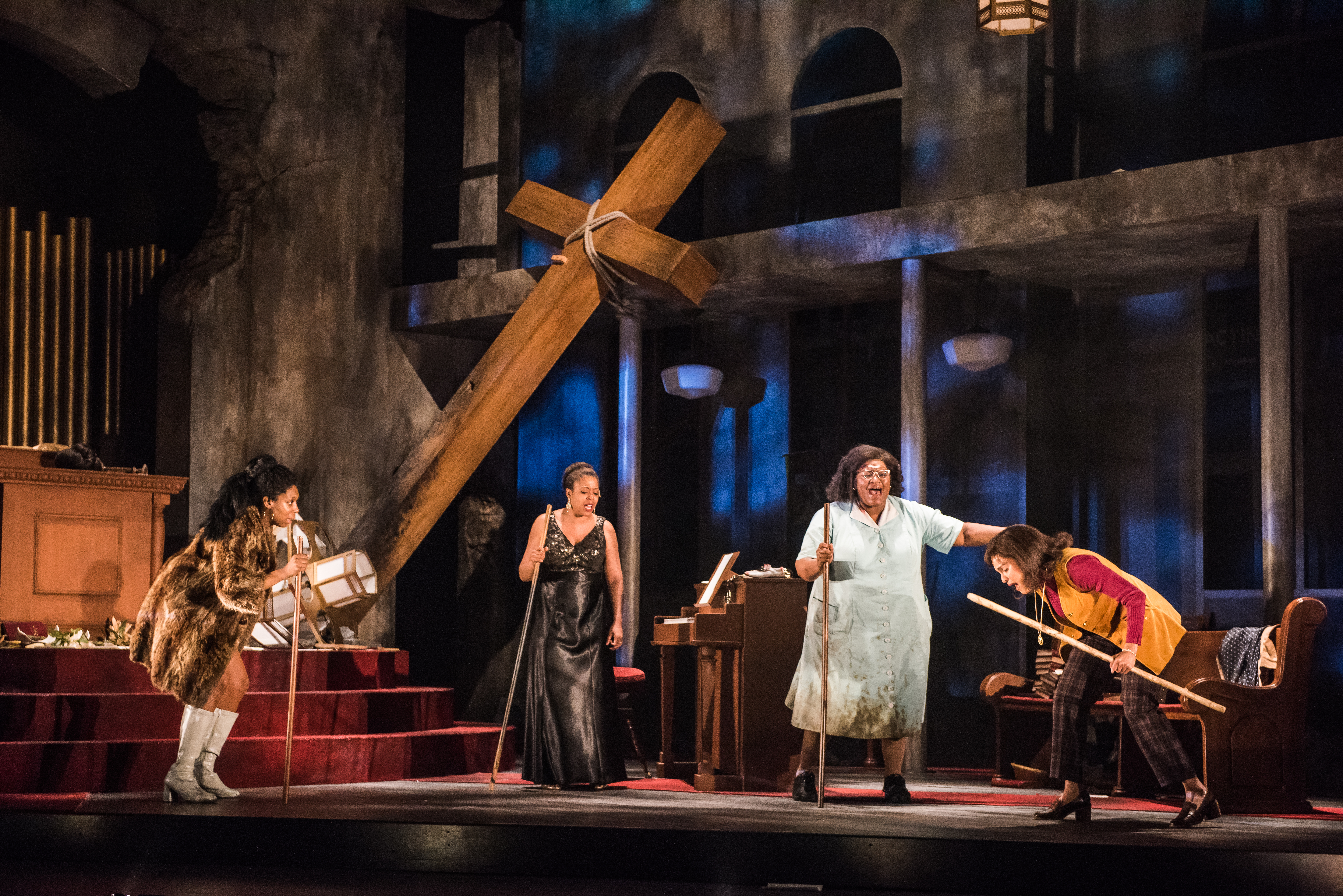An emotional night at the Rep with Nina Simone: Four Women