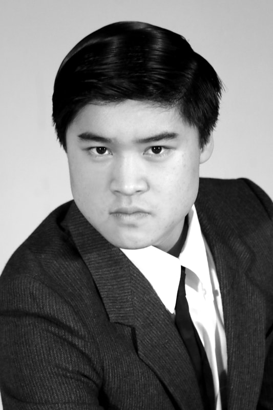 "Ethan Hoang plays Paul Bratter in Paradise Theatre's ""Barefoot in the Park."