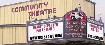 "The lovely Bremerton Community Theatre hosts ""Dearly Departed"" through March 1."